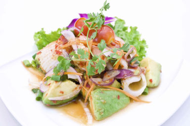 タイ料理 ティーヌン 横浜ランドマークプラザ店  メニューの画像