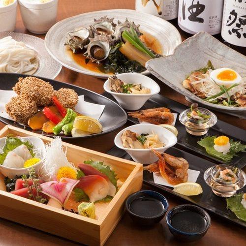 くずし割烹 白金魚 サピアタワー店