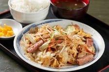 沖縄料理の定番!チャンプルー!