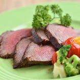 【要予約】A4ランク 広島牛のローストビーフ