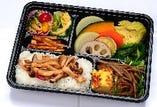 AGRIベジタブル弁当 (前日までに要予約) 1500円