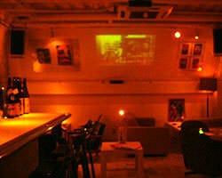 BAR BUZZ OFF 三宿 店内の画像