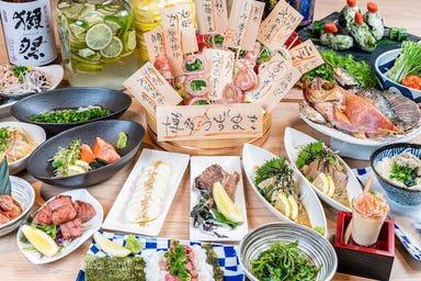 【完全個室】炭火野菜巻き串と炉端焼き 博多 うずまき 宮崎店 コースの画像