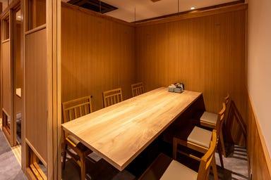【完全個室】炭火野菜巻き串と炉端焼き 博多 うずまき 宮崎店 店内の画像