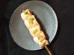串焼きと創作料理 焼屋 定道