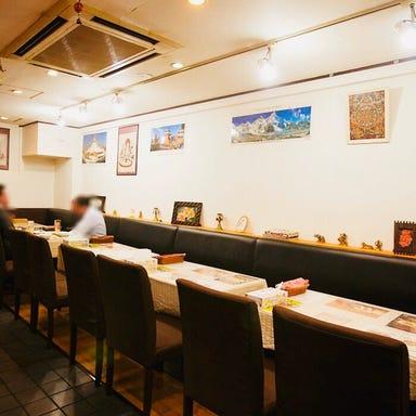 隠れ家ダイニング 食べ飲み放題 DHORPATAN 西大井店 店内の画像