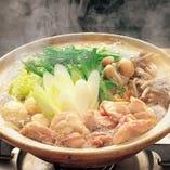国産水炊き地鶏鍋【国産】