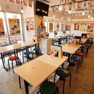 串カツ田中 小山東口店  店内の画像