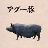 沖縄といえば『アグー豚』!