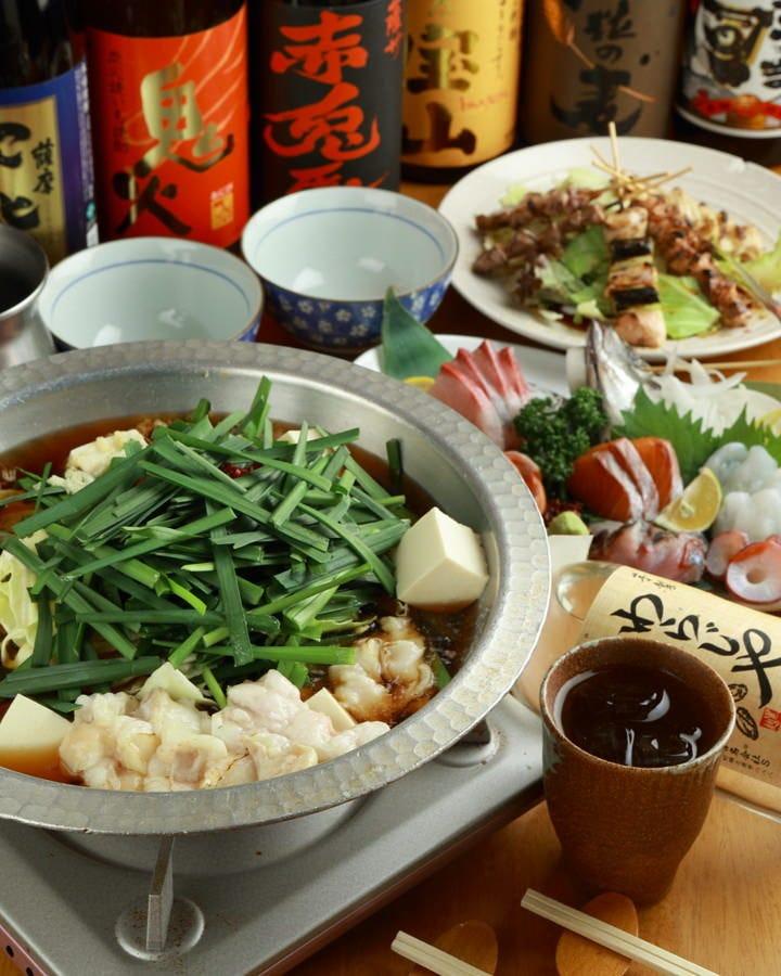 九州グルメを満喫できる宴会コース