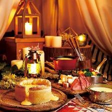 NINE名物!肉×チーズの絶品料理