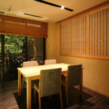 【1階】テーブル個室(2名様~4名様)
