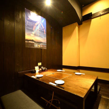 名古屋大酒場 かぶらや 総本家  店内の画像