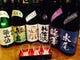 お酒に関しても長野の旨い地酒多数ご用意しています!!