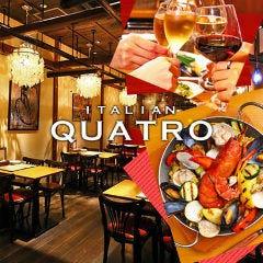 ITALIAN QUATRO 京都駅前店