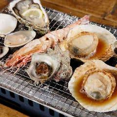奈良野菜と浜焼き 就美 -TSUKUMI-