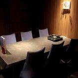 VIP席完全個室(~6名様)