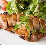 糸島豚ロースステーキ