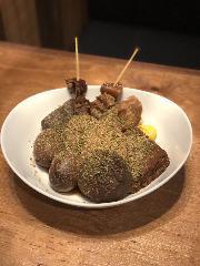 静岡郷土料理/やきとり 丸鶏HAKOZAKI