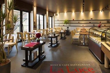 磐田 レストラン ラ・ルーチェ  店内の画像