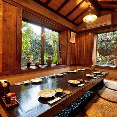 琉球料理 あしびJima  店内の画像