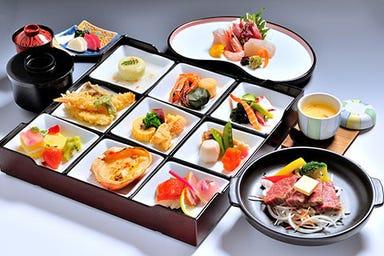ガーデンホテル 紫雲閣 東松山 レストラン DESERT  コースの画像