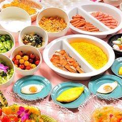 ガーデンホテル 紫雲閣 東松山 レストラン DESERT