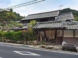 奈良県宇陀市に暖簾を掲げる「蕎麦・菜食 一如庵」