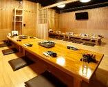 2F宴会場個室最大40名まで承ります。