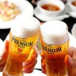 樽生達人の生ビール!