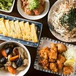 〈宴会〉 破格値の飲み放題付コースでは京食材の逸品がズラリ