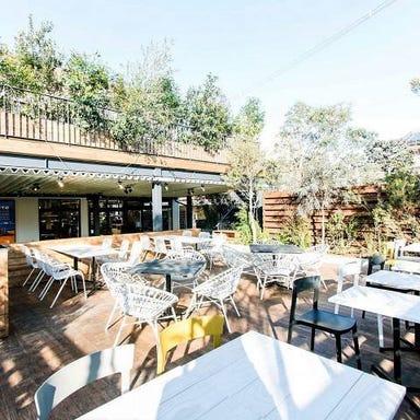 The LOAF Cafe  店内の画像