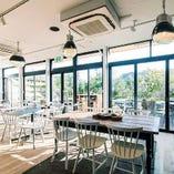 【2F】Cafe & Restaurant / テーブル席