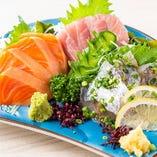 お客様の大事な宴会を心を込めた料理と共に盛り上げます。