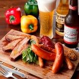 【お肉】 お酒に良く合うジューシーなお肉料理で大満足