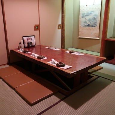 初つぼみ 霞が関店 店内の画像