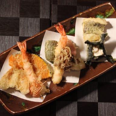日本酒と天ぷらの店 天と鮮 なごやみせ こだわりの画像