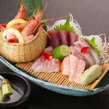 【市場直接買い付け】旬の新鮮鮮魚