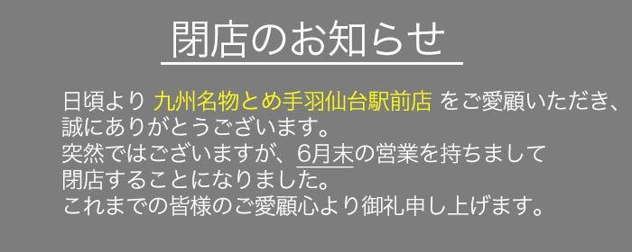 とめ手羽 仙台駅前店
