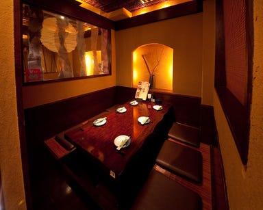 個室空間 湯葉豆腐料理 月の宴 仙台東口駅前店 店内の画像