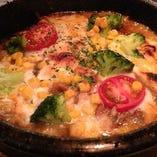 石鍋焼きカレー