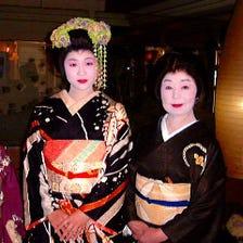 お座敷遊び(Geisha)