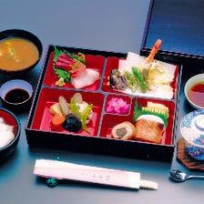 【コロナ対策済み個室】技と味が詰まった本格和食を気軽に味わう 花ごよみ弁当