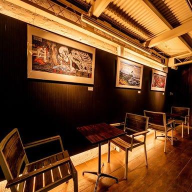 ESCRIBA  店内の画像