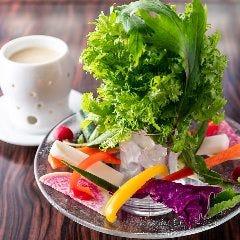 産地直送野菜のバーニャカウダ