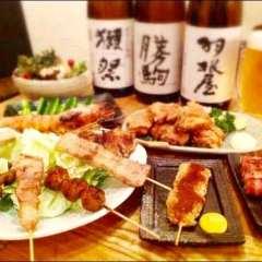 炭火串焼 風見鶏 荒町店