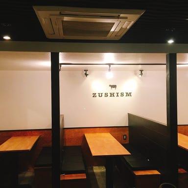 MEAT BAR ZUSHISM  店内の画像