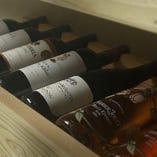 お手頃価格のものから祝席を彩る豪華なワインまで