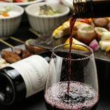 静岡県産食材とワインのマリアージュを愉しむ