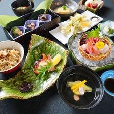 ●ディナーコース3000円〜